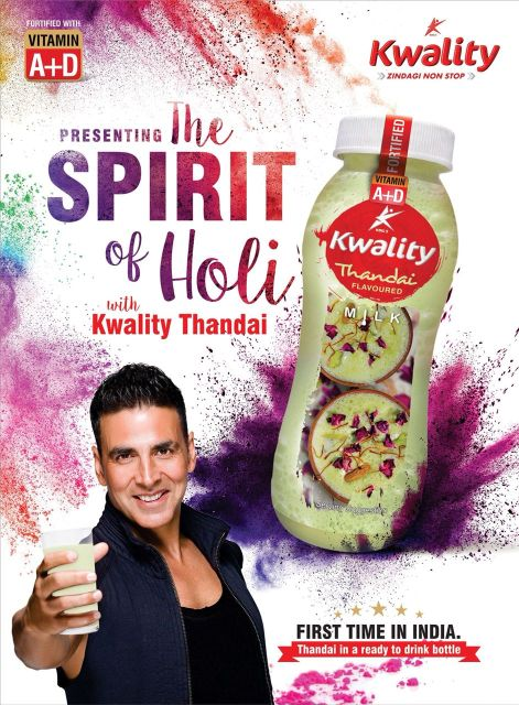 Kwality Limited - Thandai Flavored Milk